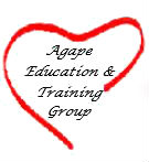 Agape Education & Training Group Logo