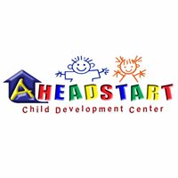Aheadstart Child Development Center Logo