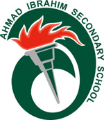 Ahmad Ibrahim Secondary School Logo