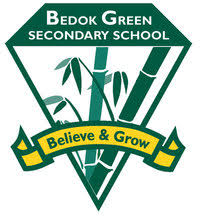 Bedok Green Secondary School Logo