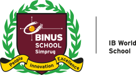 Binus International School Simprug Logo