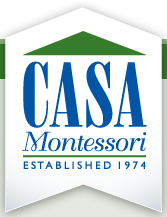 Casa Montessori Internationale, Incorporated Logo