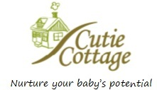 Cutie Cottage Baby & Childcare Centre Logo