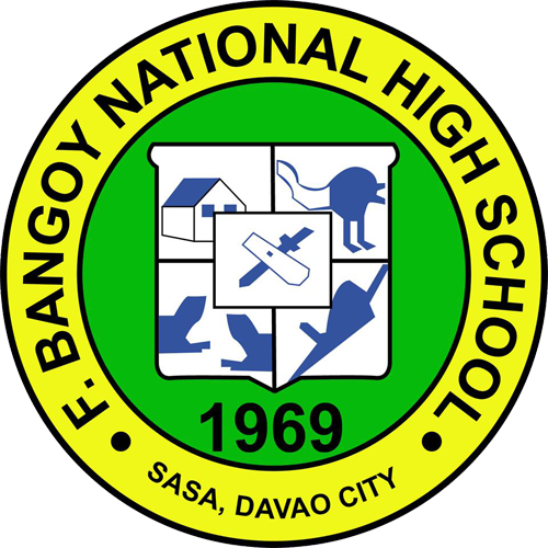 F. Bangoy National High School Logo
