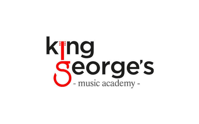 King George's Music Academy (Music School in Lavender) Logo