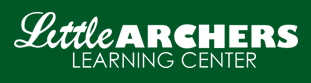 Little Archers Learning Center Logo