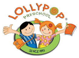 Lollypop Preschool Sunrise Logo