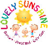 Lovely Sunshine Day Care Logo