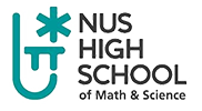 NUS High School of Mathematics and Science Logo