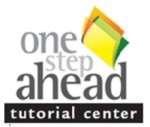 One Step Ahead Tutorial Center Logo