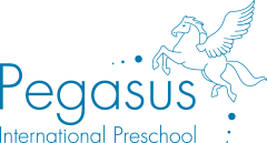 Pegasus International Preschool Logo