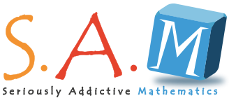 Seriously Addictive Mathematics Shop #11-10 Logo